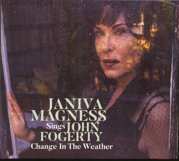 Change In The Weather - Janiva Magness Sings John Fogerty (CD)