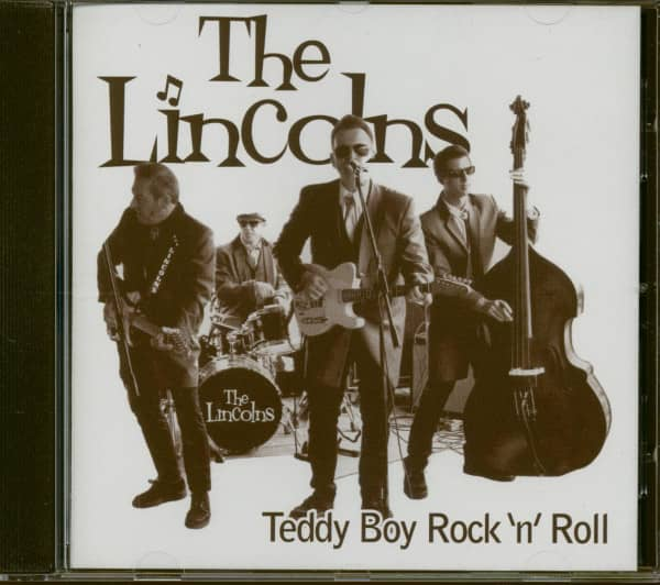 Teddy Body Rock'n'Roll (CD)