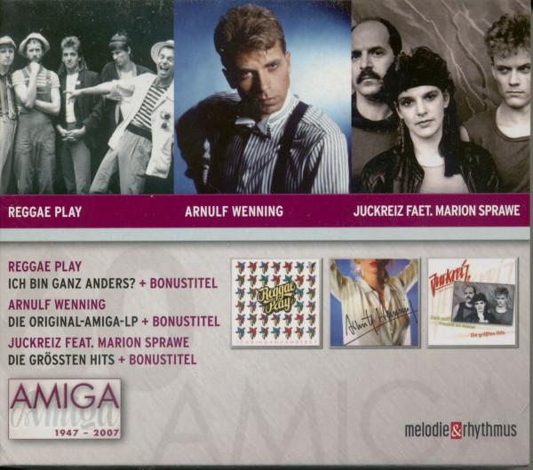 Amiga - Reggae Play - Arnulf Wenning - Juckreiz