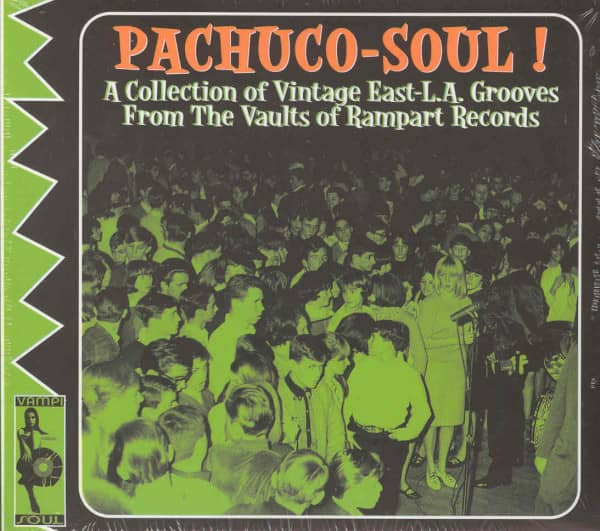 Pachuco-Soul! - From The Rampart Vaults