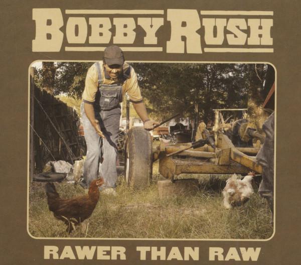 Rawer Than Raw (CD)