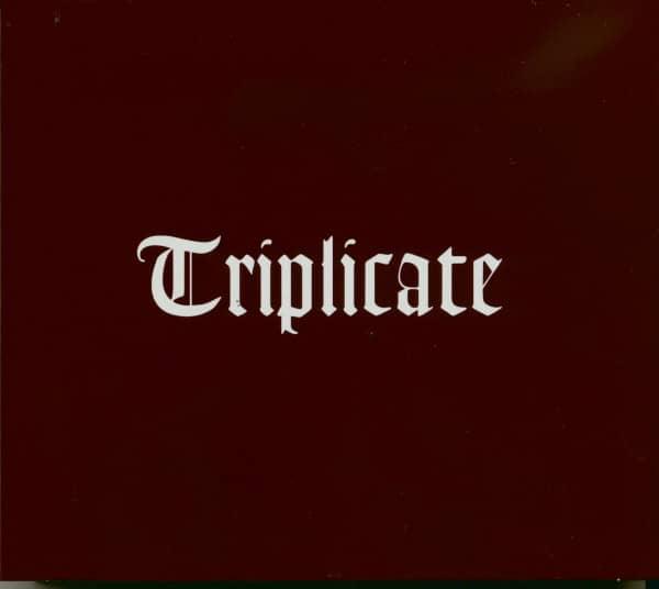 Triplicate (3-CD)