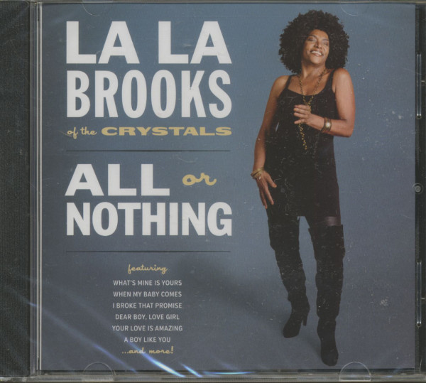 All Or Nothing (CD)
