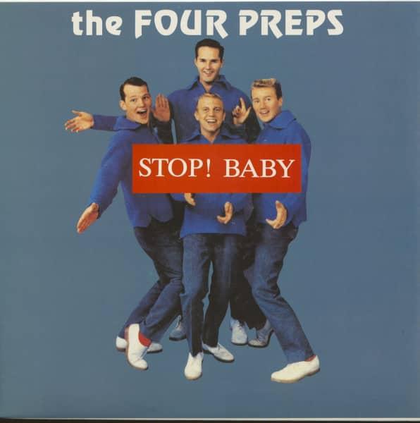 Stop! Baby (LP)