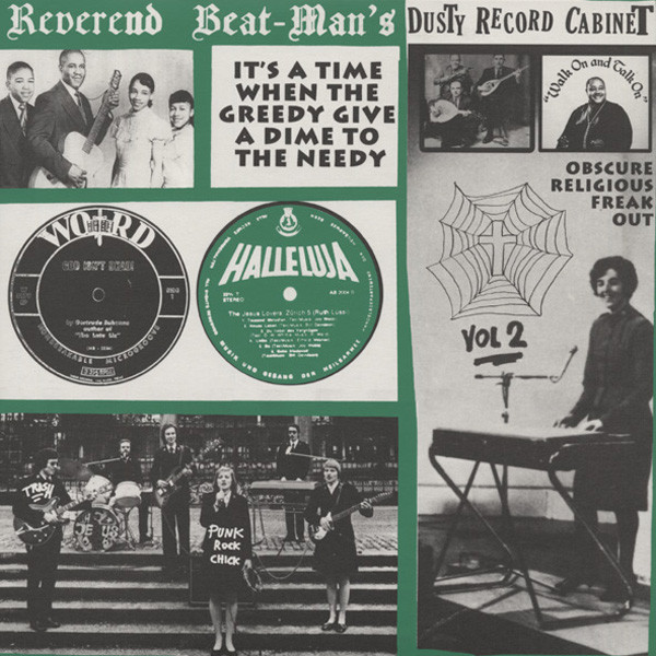 Reverend Beat-Man's Dusty Record Cabinet #2