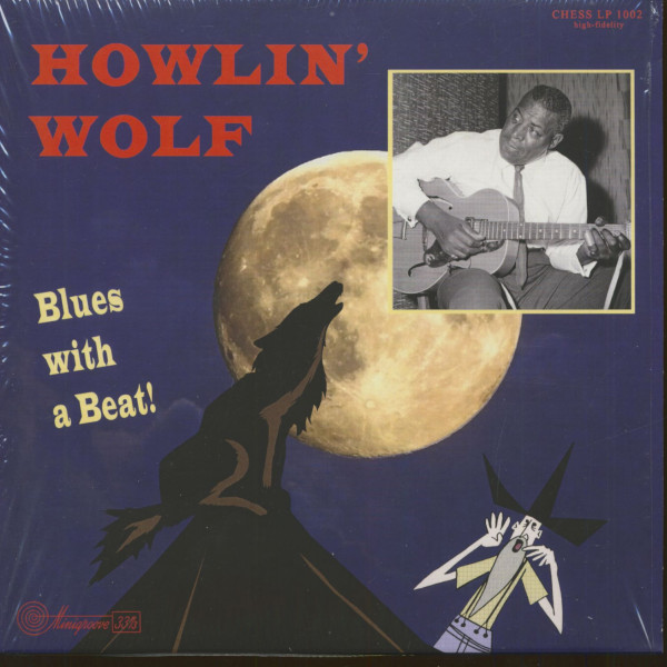 Blues With A Beat (LP, 10inch)