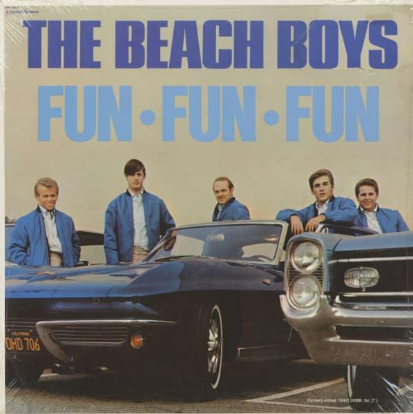 Fun, Fun, Fun (LP)