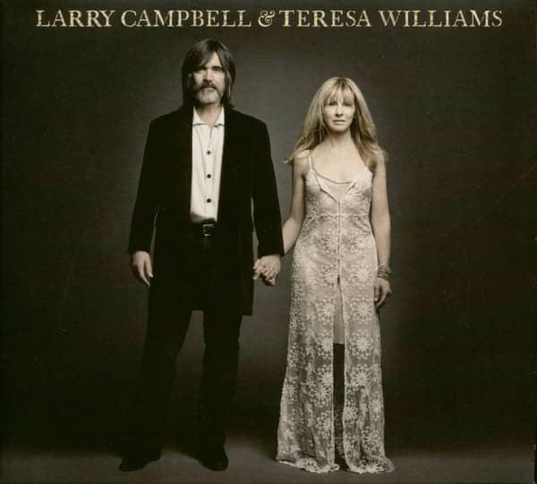 Larry Campbell & Teresa Williams (CD)