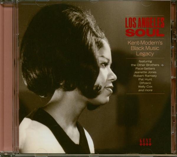Los Angeles Soul Vol.1 - Kent-Modern's Black Music Legacy (CD)