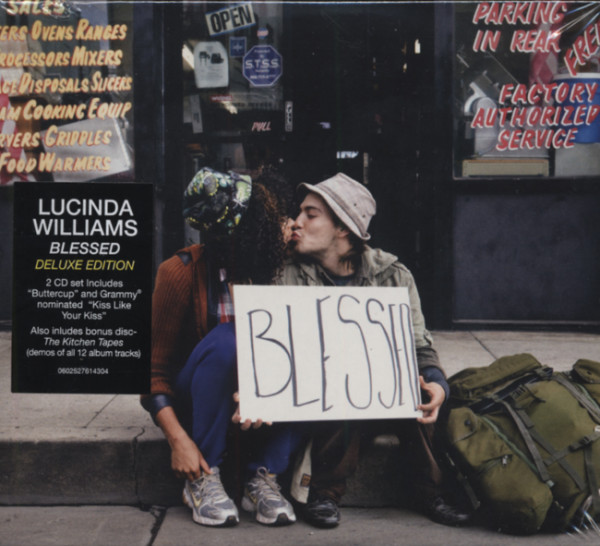 Blessed - Deluxe (2-CD) EU