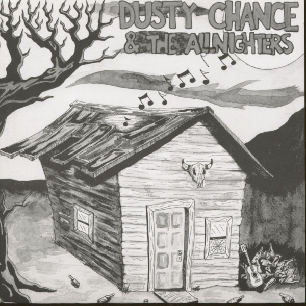 Dusty Chance & The Allnighters (LP, 10inch)