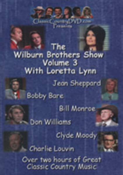 Vol.3, Wilburn Brothers Show (1969-79)