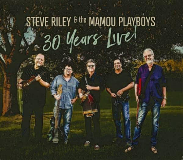 30 Years Live! (CD)