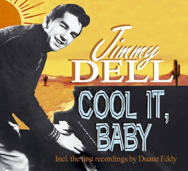 Cool It Baby (CD)