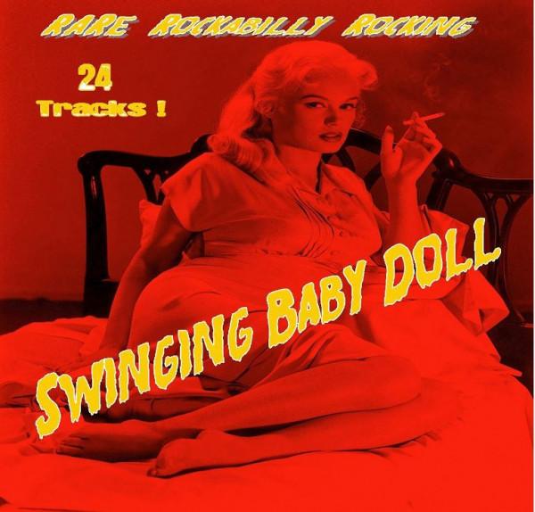 Swinging Baby Doll - Rare Rockabilly Rocking (CD)