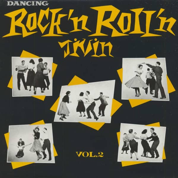 Dancing Rock 'n' Roll 'n' Jivin', Vol.2 (LP)