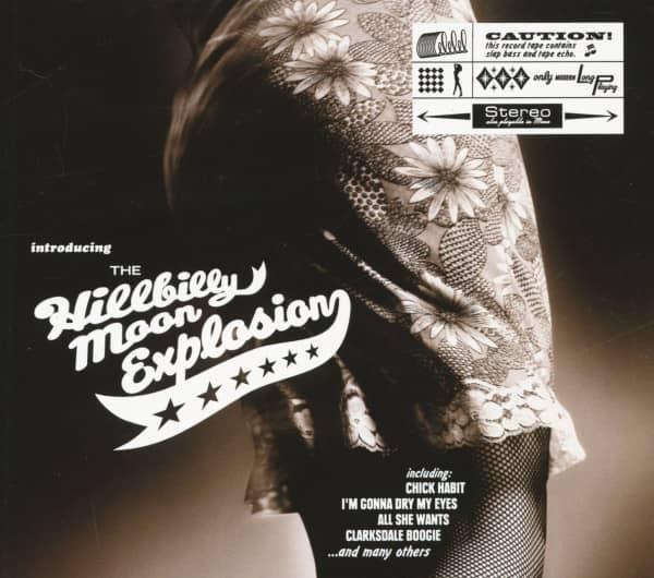 Introducing The Hillbilly Moon Explosion (CD)