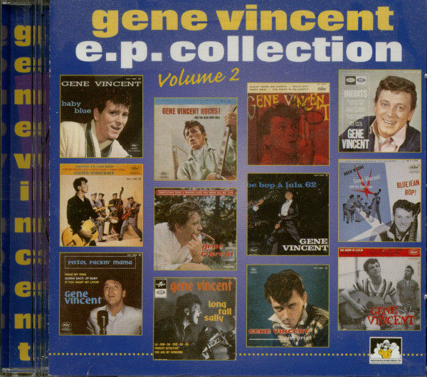 EP-Collection, Vol.2 (CD)