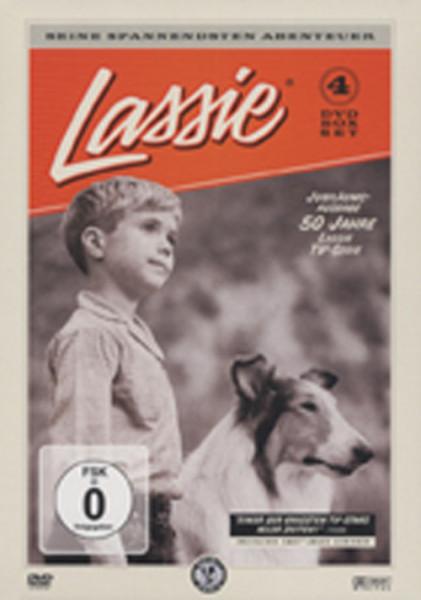 Lassie Box 5 (4-DVD)