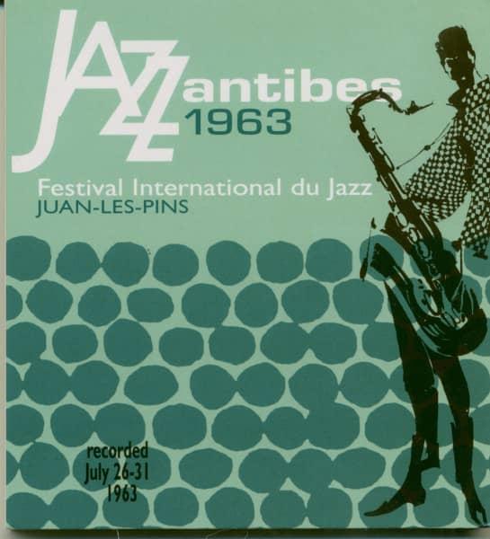 Jazz Antibes 1963 (CD)