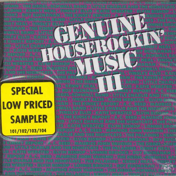 Genuine Houserockin' Music Vol.3