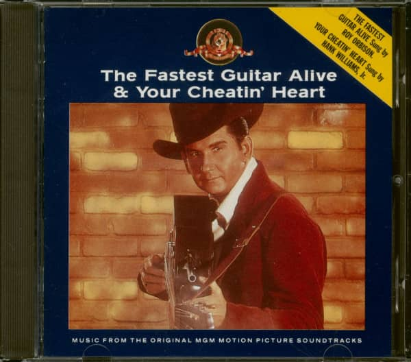 The Fastest Guitar Alive & Your Cheatin' Heart (CD)