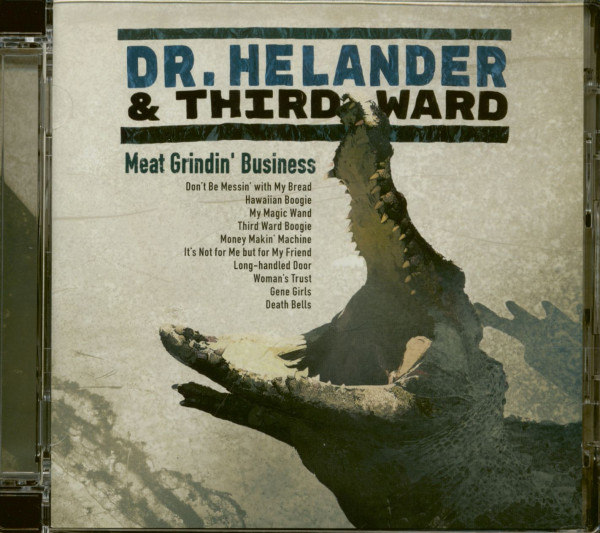 Meat Grindin' Business (CD)