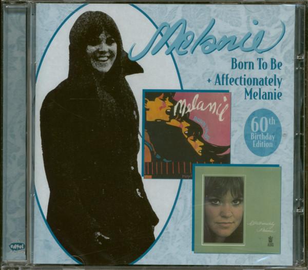 Born To Be - Affectionately Melanie (CD)