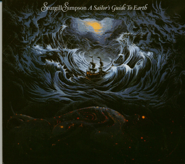 Sailor's Guide to Earth (CD)