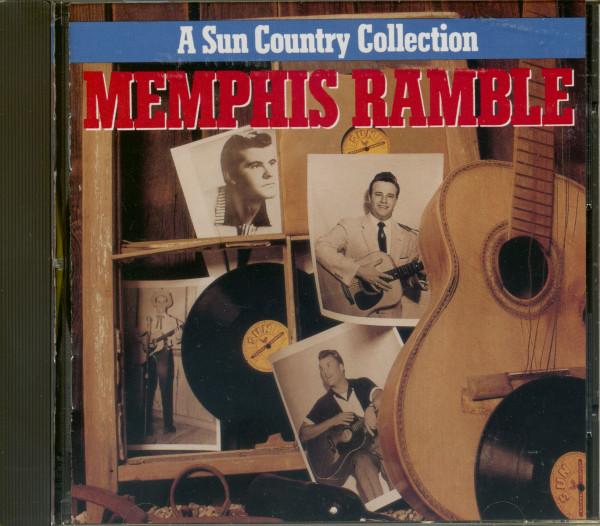 Sun Country Collection - Memphis Ramble (CD)