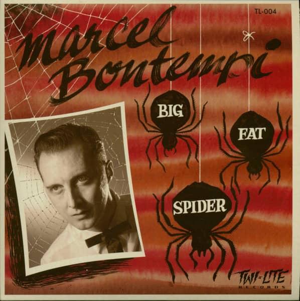 Big Fat Spider (7inch, 45rpm, PS)
