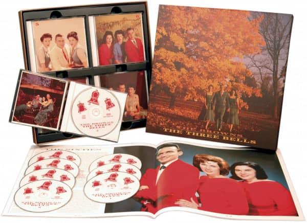 The Three Bells (8-CD)