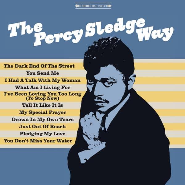 The Percy Sledge Way (LP, 180gram Vinyl)