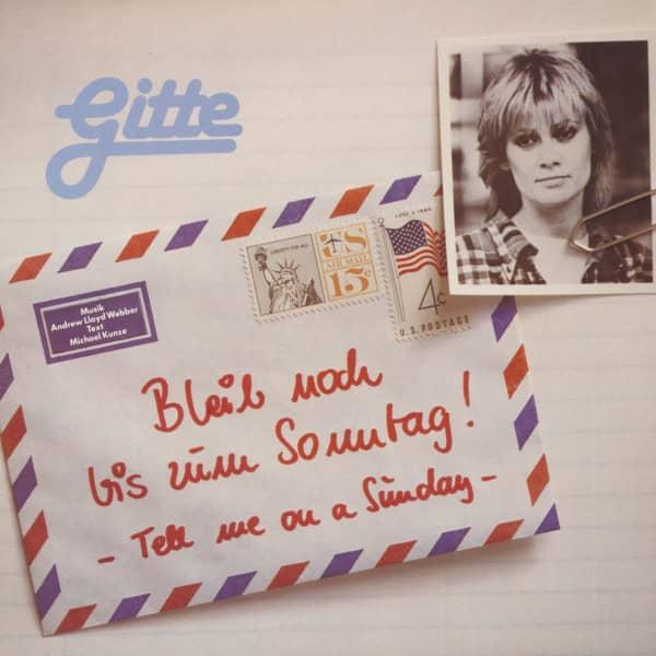 Bleib Noch Bis Zum Sonntag -Tell Me On A Sunday (LP, Cut-Out)