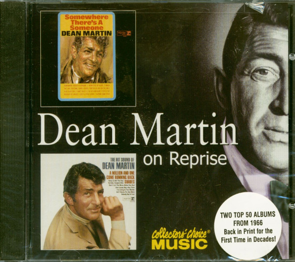 Somewhere There's A Someone - The Hit Sound Of Dean Martin (CD)