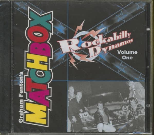 Rockabilly Dynamos, Vol. 1 (CD)