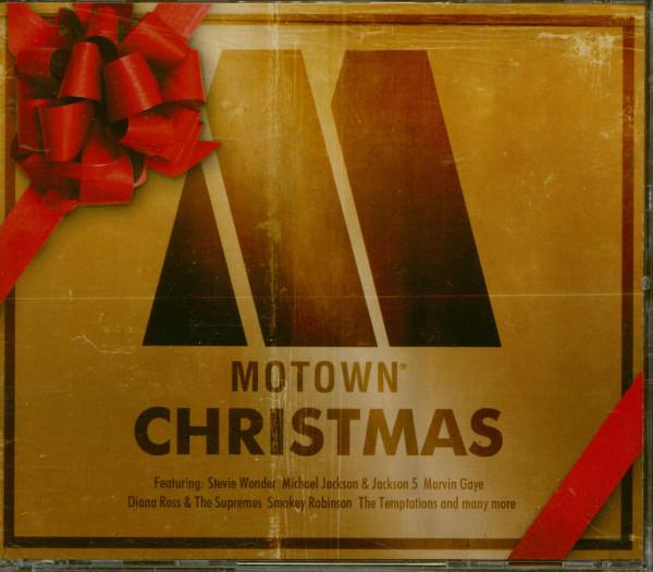 Motown Christmas (2-CD)