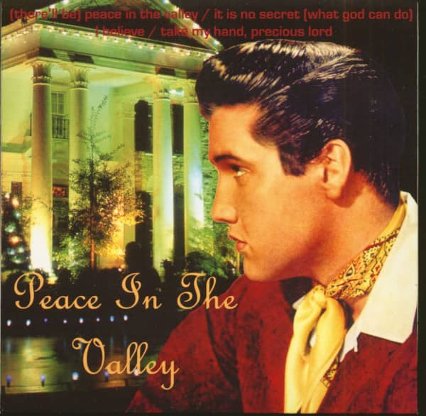 Peace In The Valley (CD, EP, Ltd.)