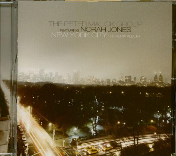 New York City - The Remix Album (CD)