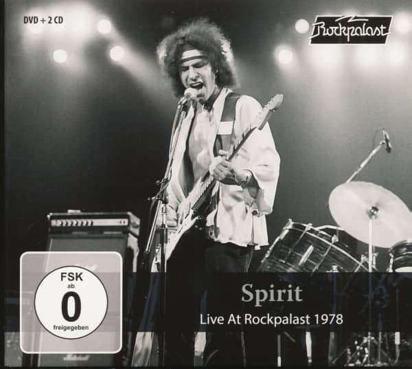 Live At Rockpalast 1978 (2-CD & DVD)