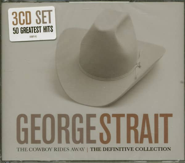 The Cowboy Rides Away - The Definitive Collection (3-CD)