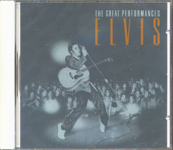 The Great Performances (CD, EU Version)