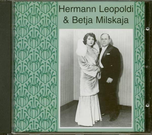 Hermann Leopoldi & Betja Milskaja (CD)