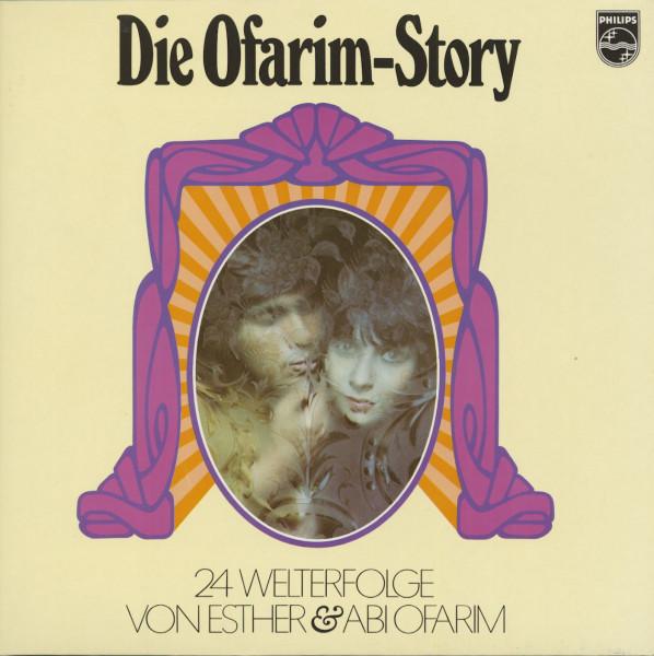 Die Ofarim Story - 24 Welterfolge (2-LP)
