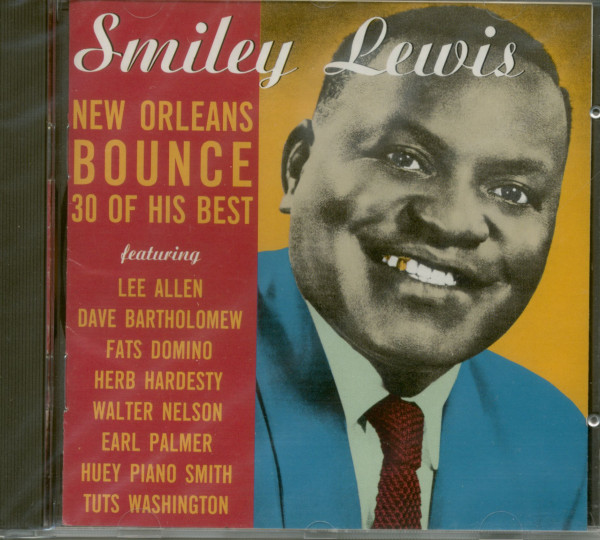 New Orleans Bounce - 30 Of His Best (CD)