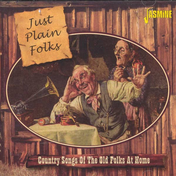 Just Plain Folks-Songs Of The Old Folks At Ho