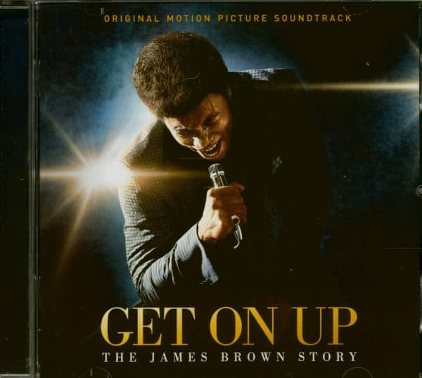 Get On Up - The James Brown Story (CD)