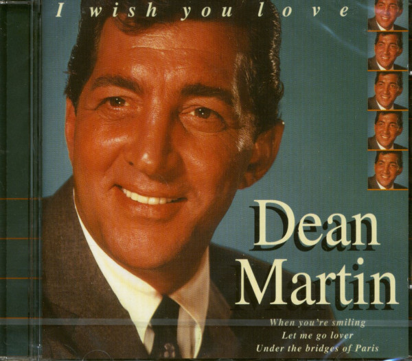I Wish You Love (CD)