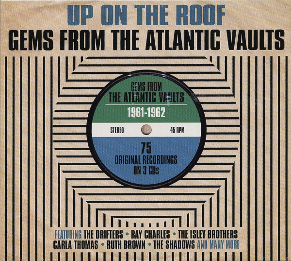 Up On The Roof - Gems From The Atlantic Vaults (3-CD)