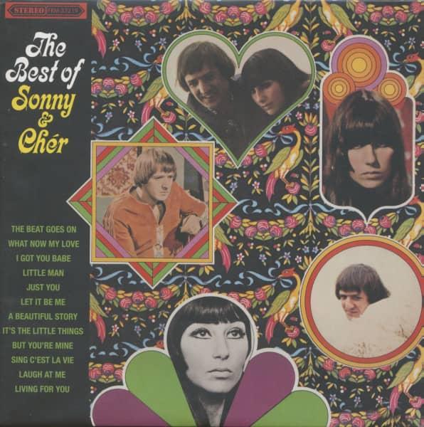 The Best Of Sonny And Cher (LP, 180g Vinyl, Ltd.)